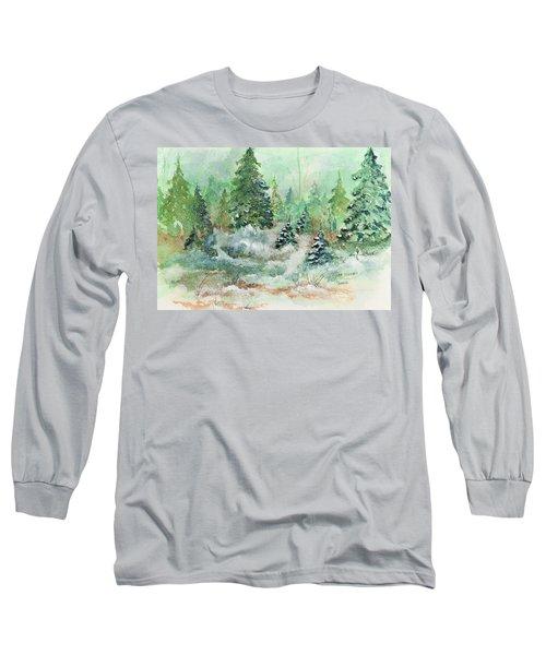Winter Wonderland Long Sleeve T-Shirt