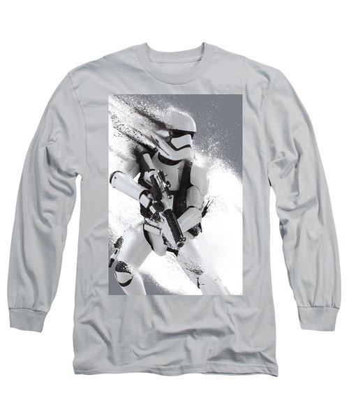 Star Wars Episode Vii - The Force Awakens 2015 Long Sleeve T-Shirt