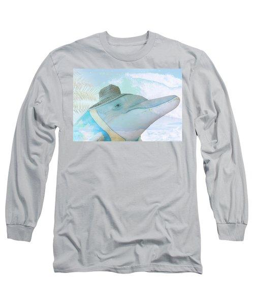 10732 Flipper Long Sleeve T-Shirt