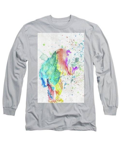 10787 Beast Long Sleeve T-Shirt