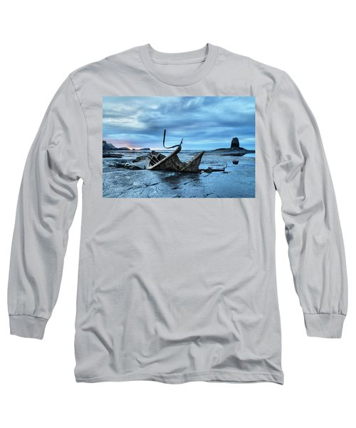 Admiral Von Tromp At Black Nab Long Sleeve T-Shirt