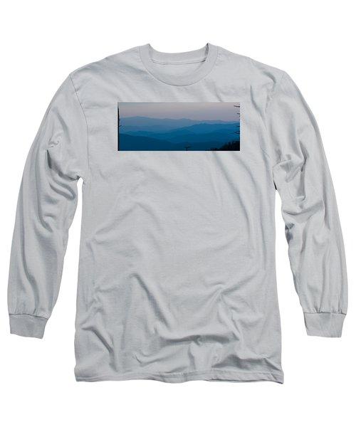Panoramic Fine Art Prints Long Sleeve T-Shirt by Kevin Blackburn