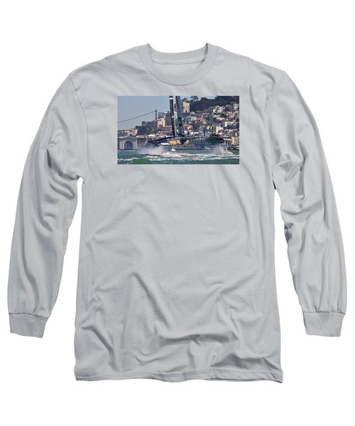 Oracle America's Cup Long Sleeve T-Shirt