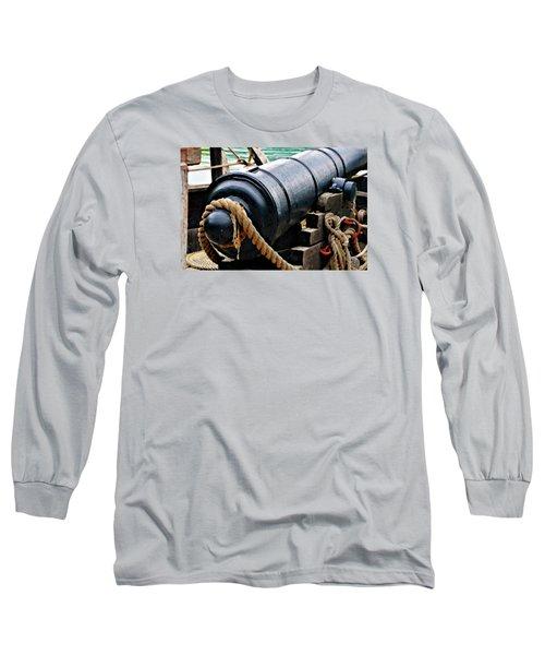 1776 Philadelphia II Canon Long Sleeve T-Shirt by Rena Trepanier