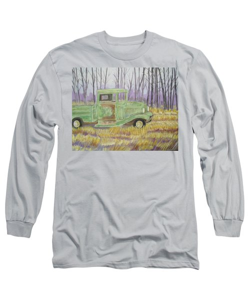 1932  Greenford Pickup Truck Long Sleeve T-Shirt