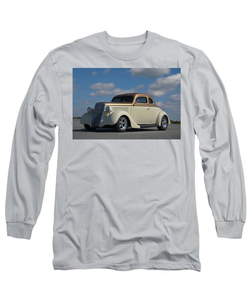 1935 Ford Coupe Hot Rod Long Sleeve T-Shirt