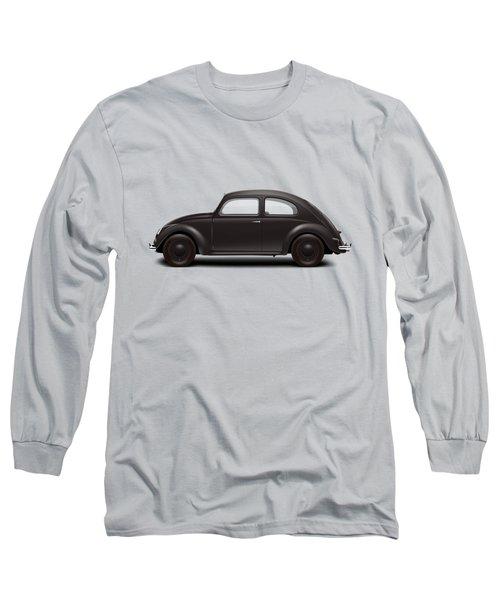 1939 Kdf Wagen - Black Long Sleeve T-Shirt
