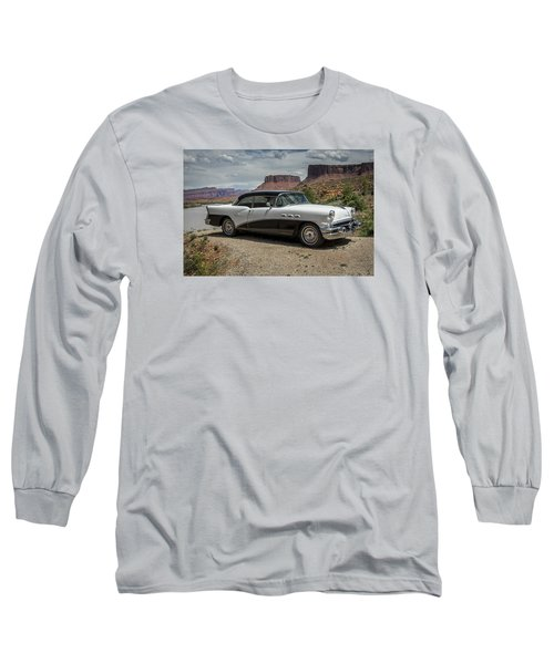 1956 Buick Special Long Sleeve T-Shirt