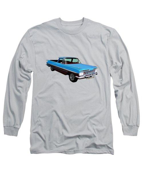 1959 El Camino 1st Generation Long Sleeve T-Shirt