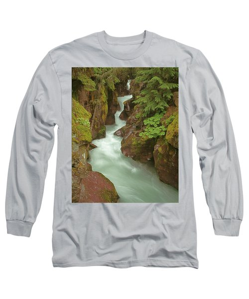 1m8115 Avalanche Gorge Mt Long Sleeve T-Shirt