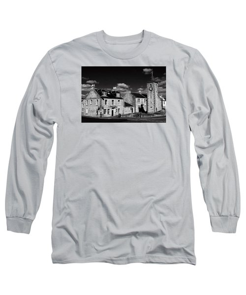 Clackmannan Long Sleeve T-Shirt by Jeremy Lavender Photography