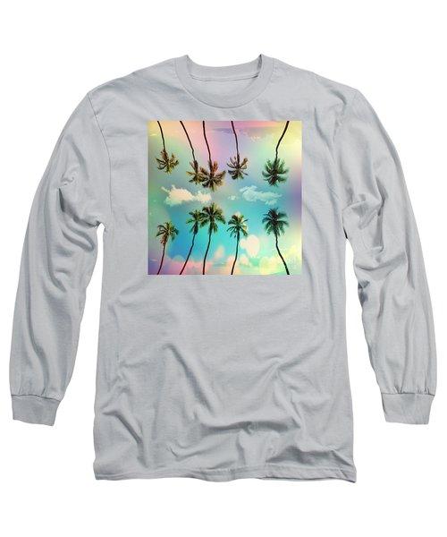 Florida Long Sleeve T-Shirt by Mark Ashkenazi