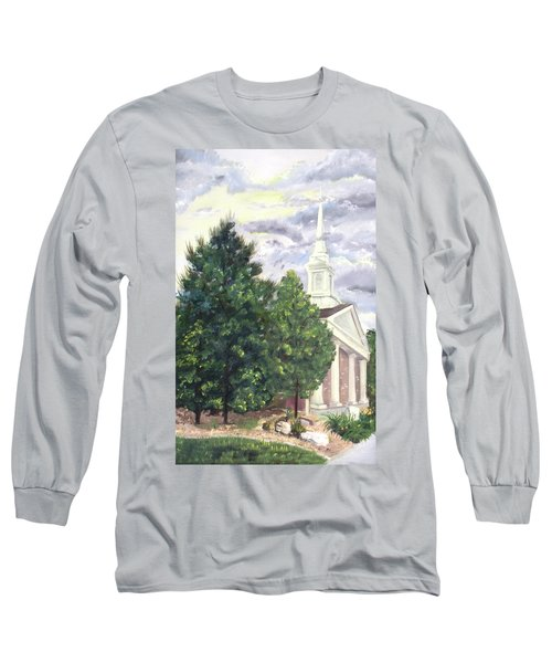 Hale Street Chapel Long Sleeve T-Shirt