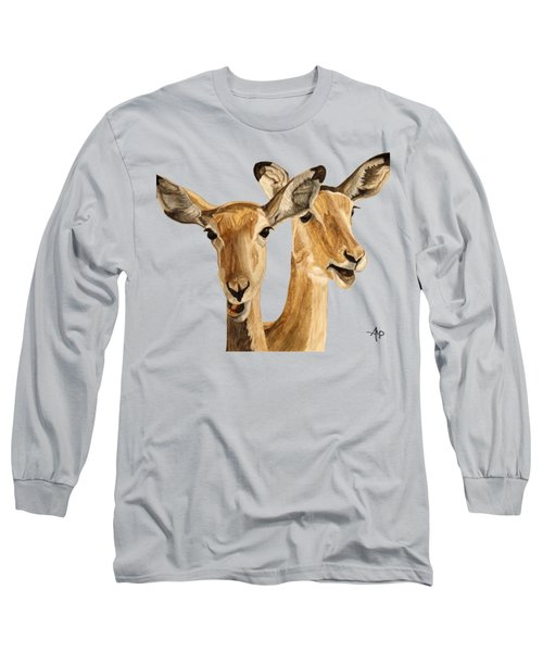 Impalas Long Sleeve T-Shirt