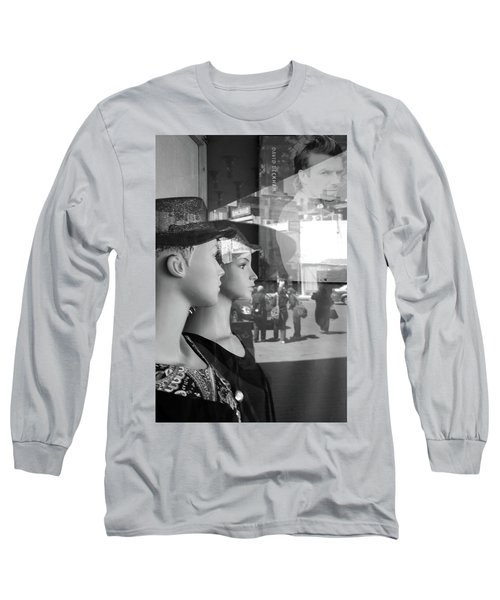 Is That Him Long Sleeve T-Shirt by Jez C Self