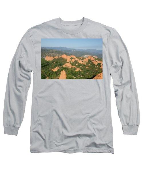 Las Medulas Long Sleeve T-Shirt
