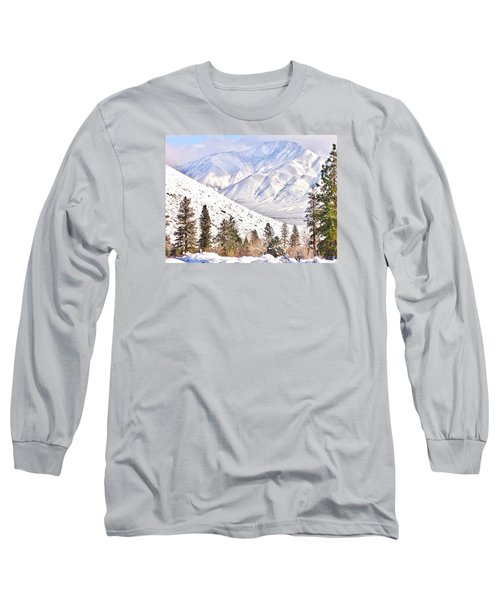 Natural Nature Long Sleeve T-Shirt