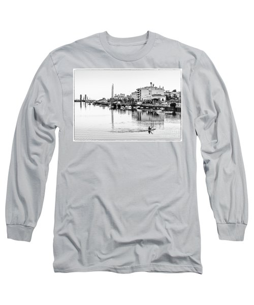 Long Sleeve T-Shirt featuring the photograph Puerto De Santa Maria Cadiz Spain by Pablo Avanzini