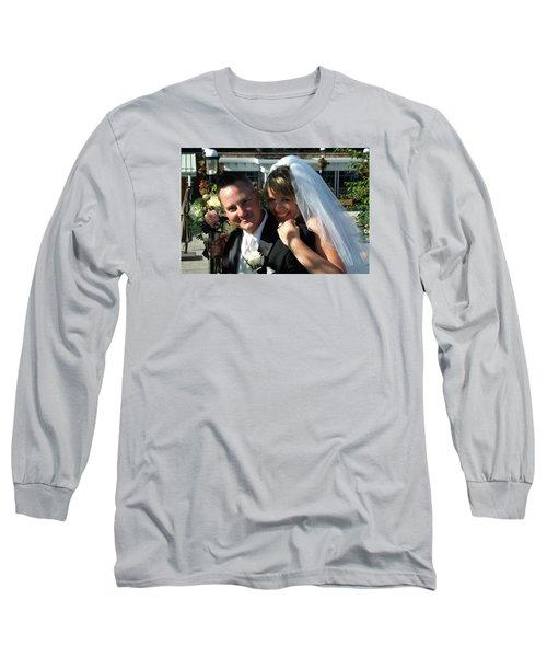 Rebecca And David Long Sleeve T-Shirt