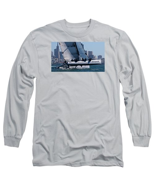 Rolex Big Boat Series Start Long Sleeve T-Shirt