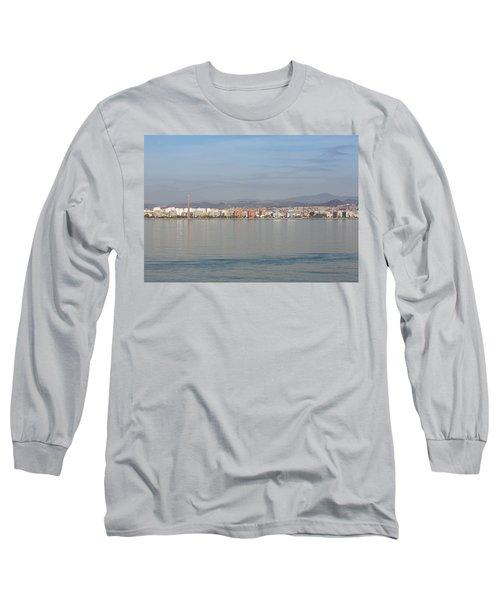 Shoreline Reflections Long Sleeve T-Shirt