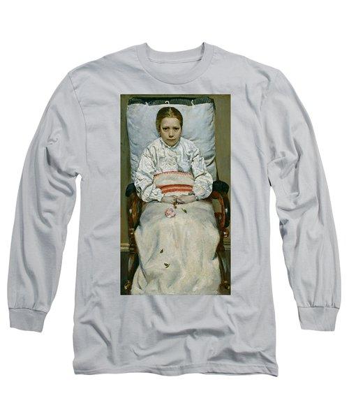 Sick Girl Long Sleeve T-Shirt