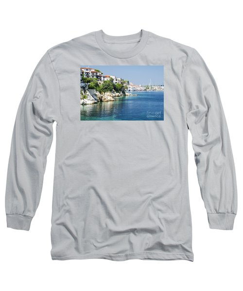 Skiathos Island, Greece Long Sleeve T-Shirt