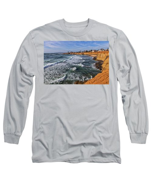 Sunset Cliffs 2 Long Sleeve T-Shirt