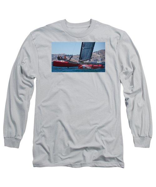 Upwind Spray Long Sleeve T-Shirt