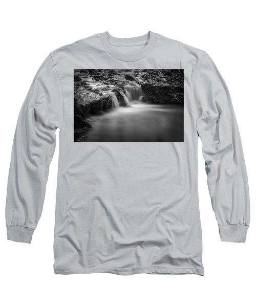 Waterfall  Long Sleeve T-Shirt by Scott Meyer