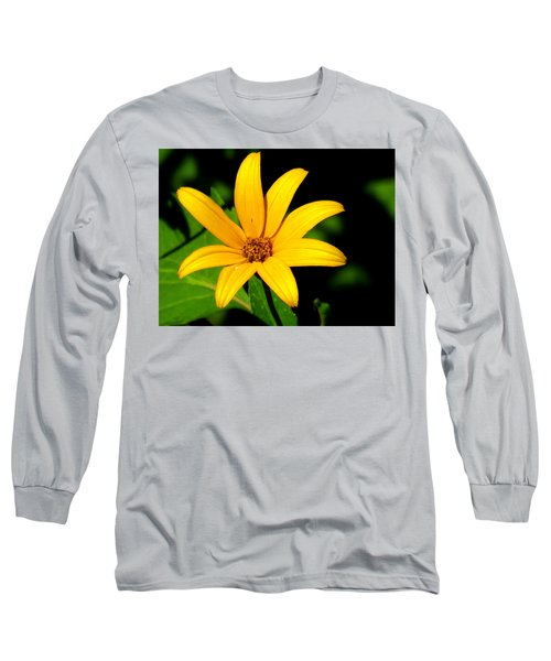 Long Sleeve T-Shirt featuring the photograph Wild Flower by Eric Switzer