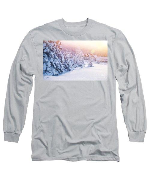 Winter Resort Long Sleeve T-Shirt