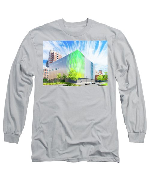 Modern Architecture Long Sleeve T-Shirt