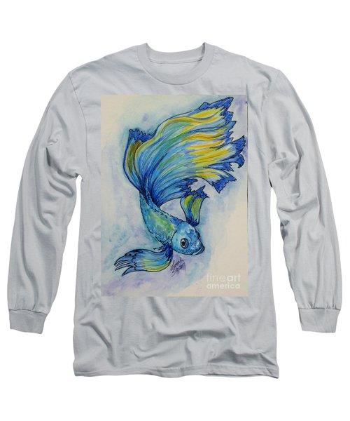 Betta Long Sleeve T-Shirt