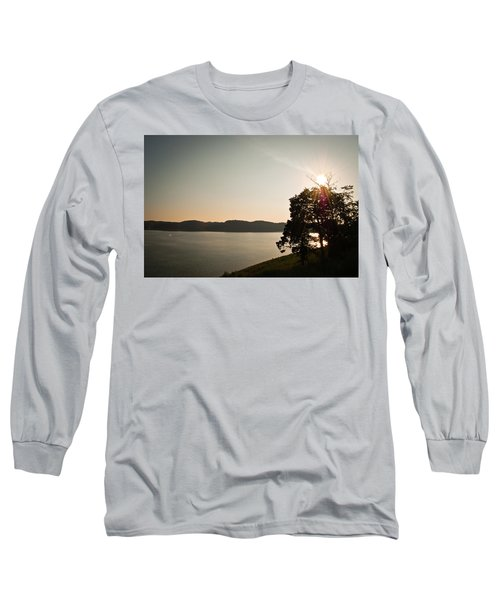 Lake Cumberland Sunset Long Sleeve T-Shirt
