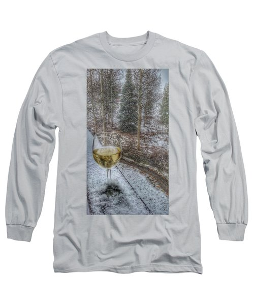 Mountain Living Long Sleeve T-Shirt