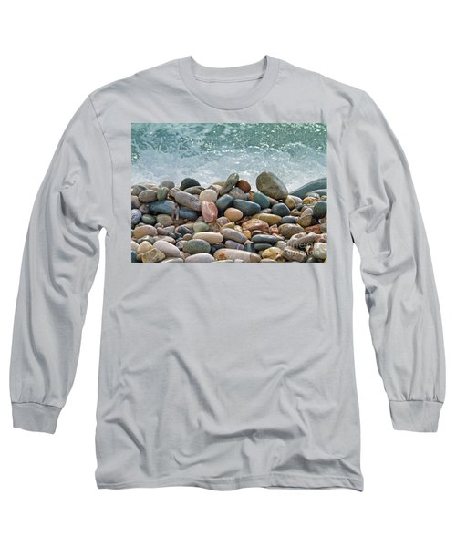 Ocean Stones Long Sleeve T-Shirt