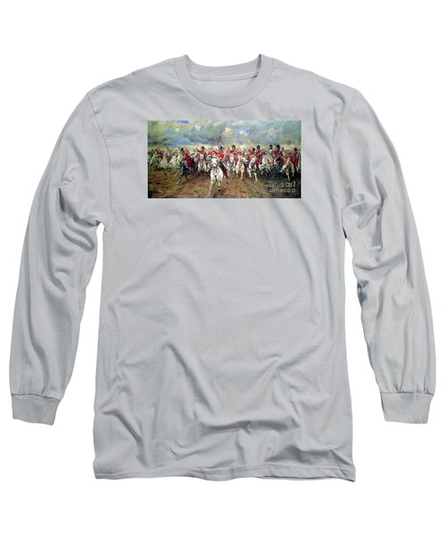 Scotland Forever Long Sleeve T-Shirt
