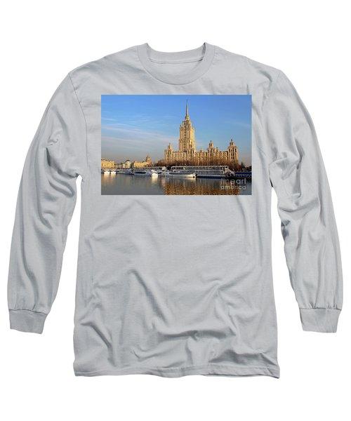 Radisson Royal Hotel Long Sleeve T-Shirt