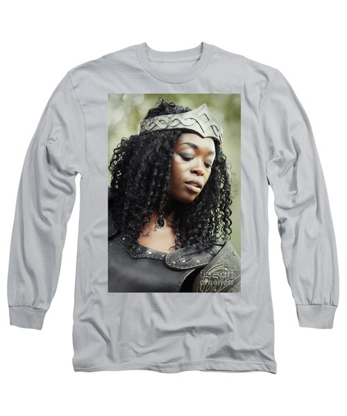Got Warrior Princess Long Sleeve T-Shirt