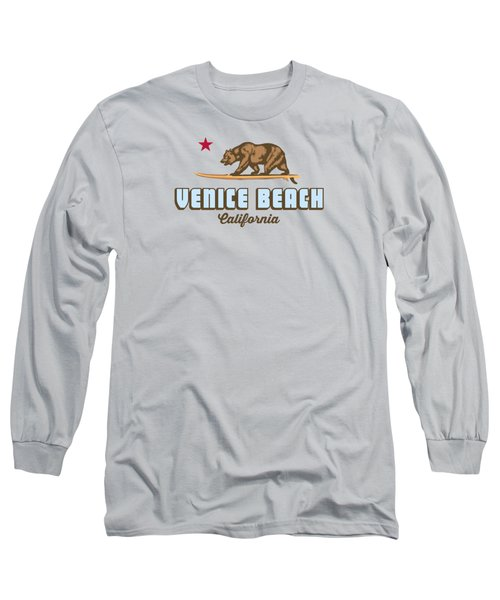 Venice Beach La. Long Sleeve T-Shirt