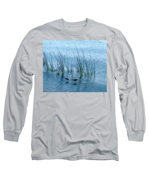 4177 Long Sleeve T-Shirt by Peter Holme III