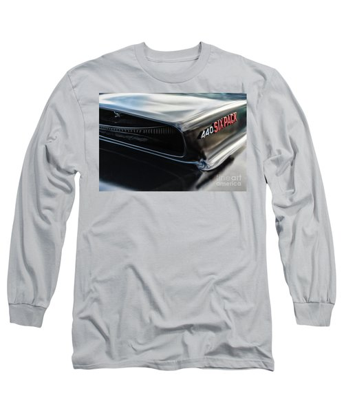 Long Sleeve T-Shirt featuring the photograph 440 Sixpack by Brad Allen Fine Art