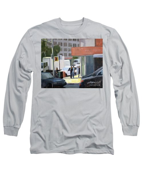 44th And 4th Long Sleeve T-Shirt
