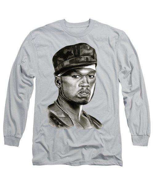 50 Cent Long Sleeve T-Shirt