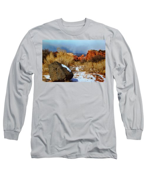 Captiol Reef National Park  Long Sleeve T-Shirt