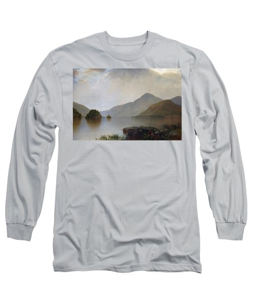 Lake George Long Sleeve T-Shirt