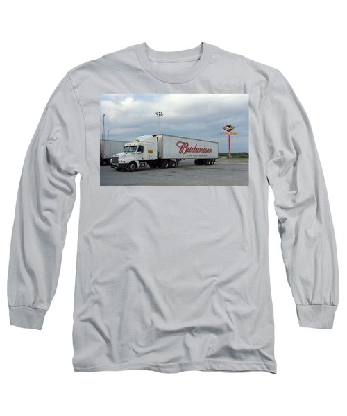 Route 66 - Dixie Truckers Home Long Sleeve T-Shirt