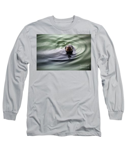 San Francisco, California Long Sleeve T-Shirt by Wernher Krutein