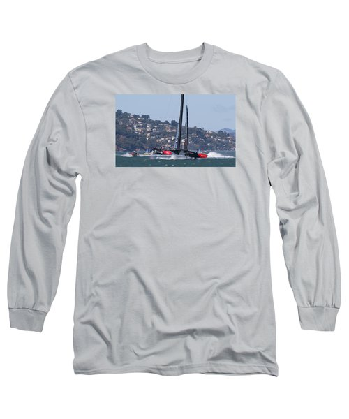 America's Cup 34 Long Sleeve T-Shirt